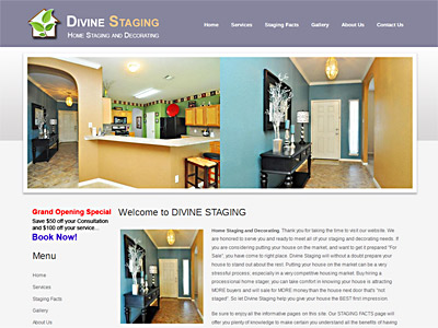 Divine Staging Houston