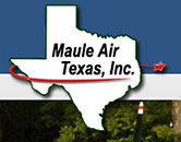 Maule Air Texas Website