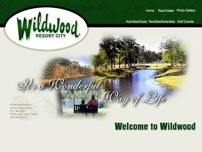Wildwood Real Estate Listings Design